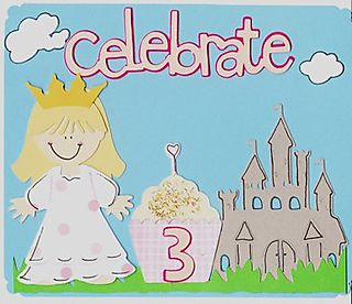 Ella Birthday Invitations