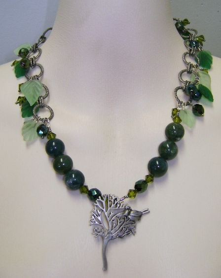 Treetops Necklace